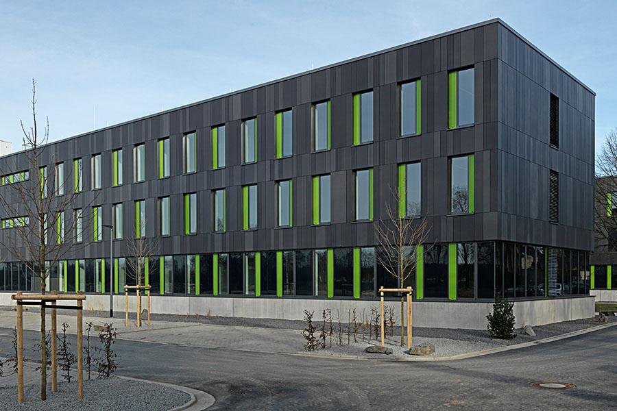 ICO: Das InnovationsCentrum Osnabrück bietet Büroräume und Coworking-Spaces für über 30 Startups.