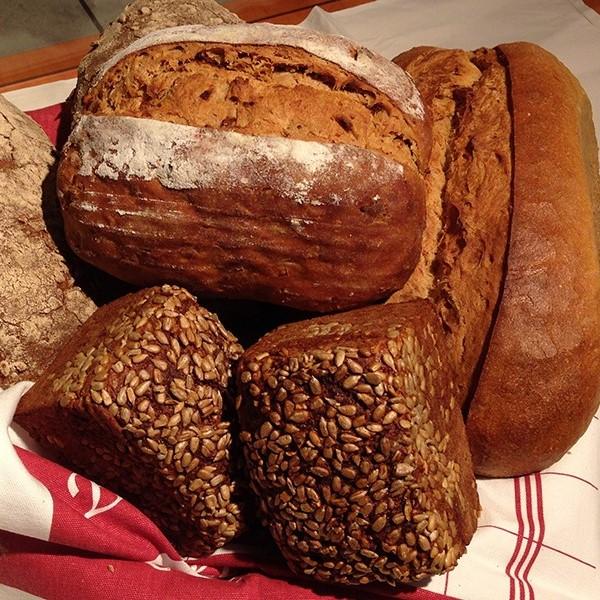Brote von Bäcker Bröcker