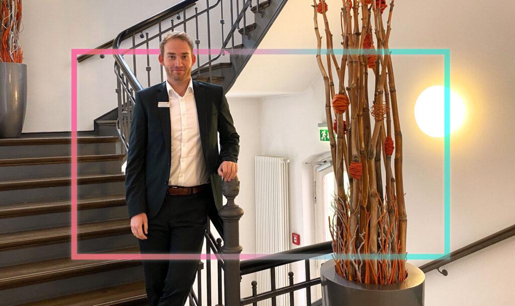 Frisch gebackener Vater und Wahl-Osnabrücker: Patrick Schücker.