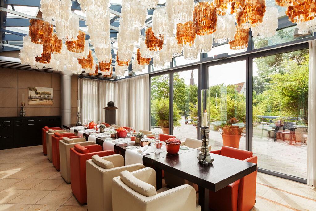 Vienna House Remarque Salon