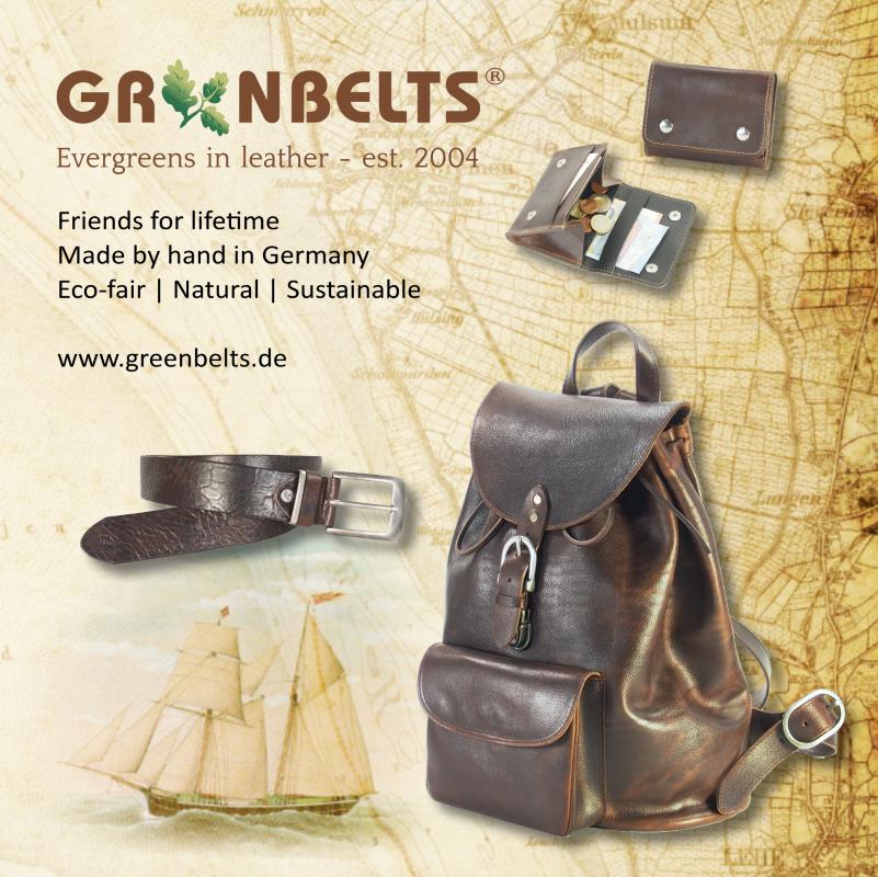 Greenbelts Produktauswahl