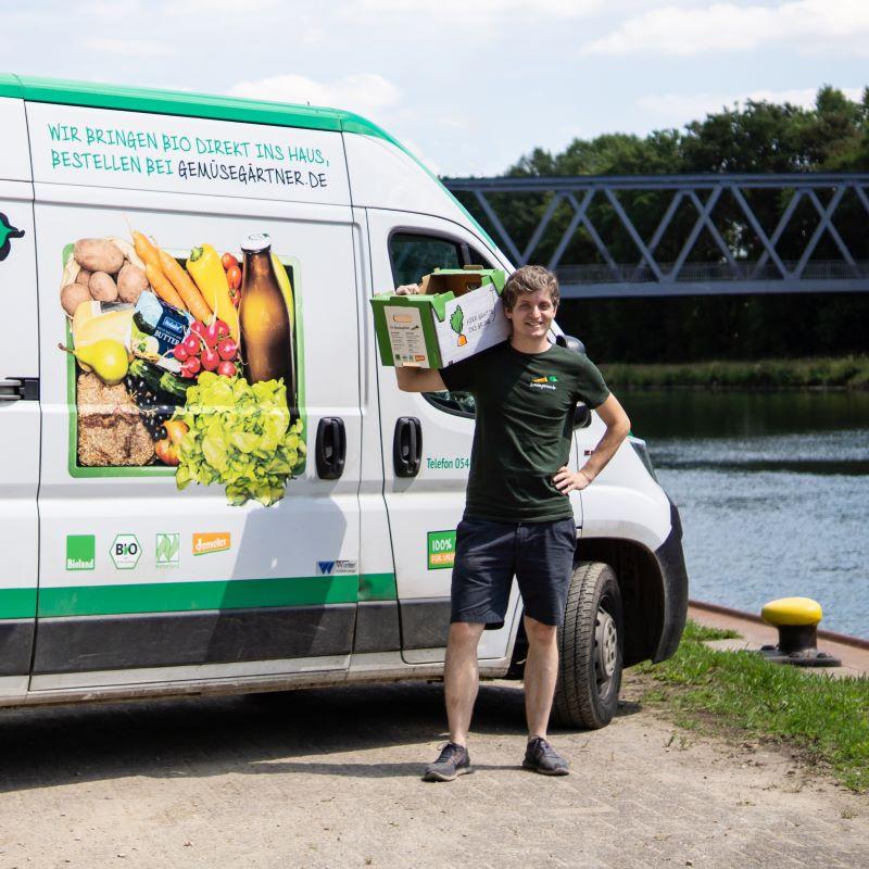 Die Gemüsegärtner - Bio-Lieferdienst und Wochenmärkte in Osnabrück Stadt und Land
