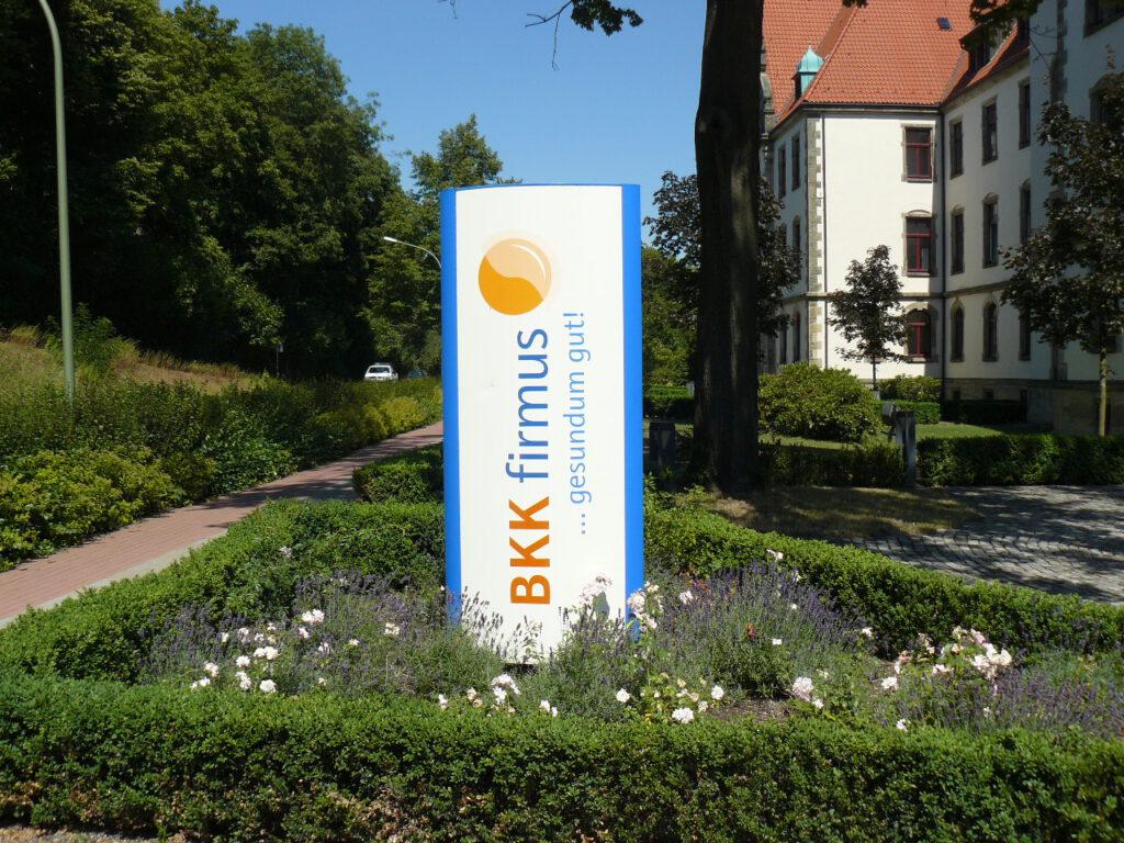 Auch am Standort in Osnabrück stehen die Zeichen bei der BKK firmus auf Wachstum.