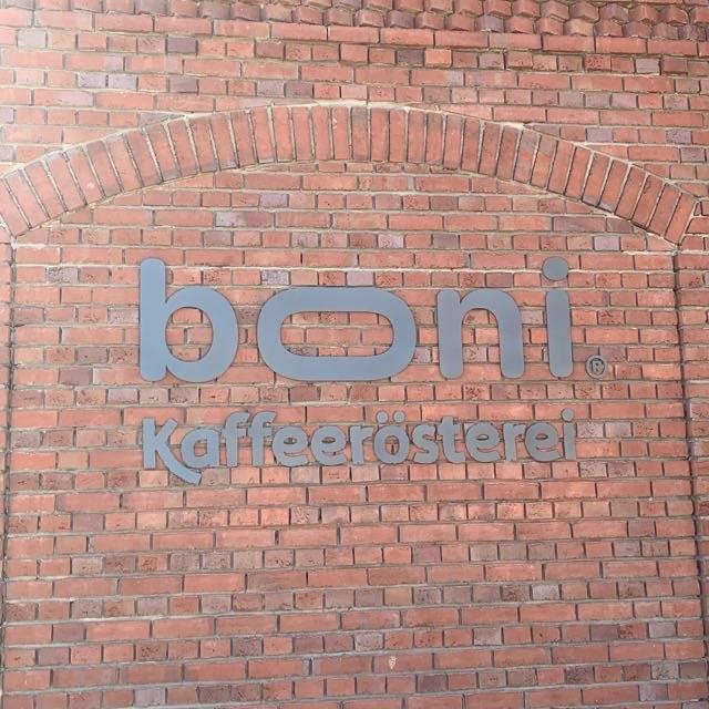 boni Kaffeerösterei in Osnabrück